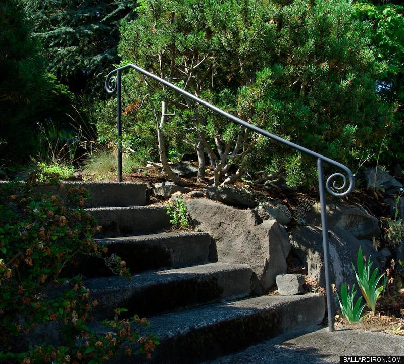 Driveway Gates Seattle Ballard Ornamental
